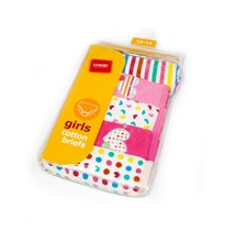 Girls brief 1x5pc pack