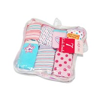 Girls brief 1x7pc pack