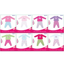 BABY GIRLS LONG SLEEVES+LONG PANT
